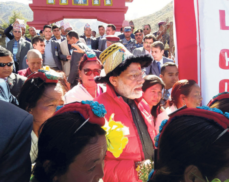 Locals excited as Modi visits Muktinath