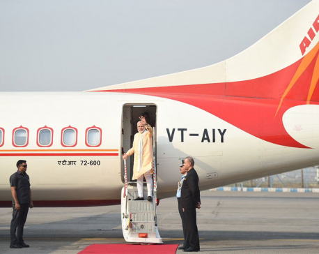 """Modi returns with """"new vigor in Nepal-India relations"""""""