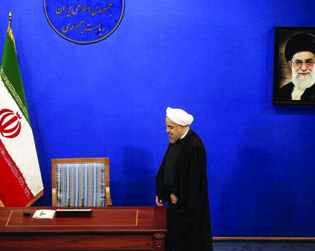Blueprint to save Iran deal