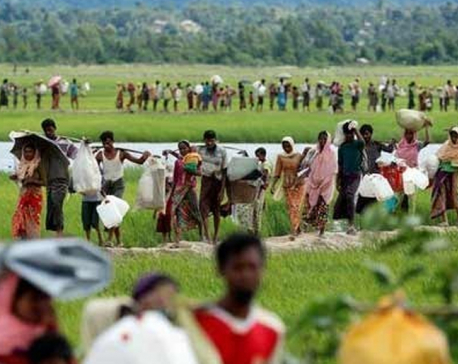 Rohingya refugees falling prey to human traffickers