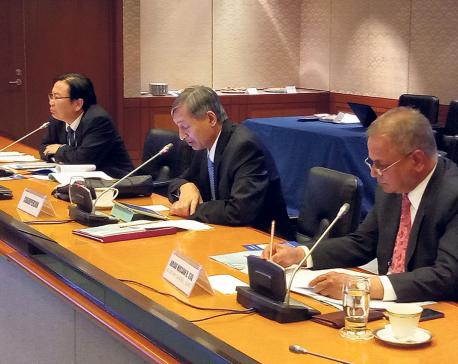 SAARC finance ministers meet in Manila
