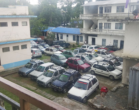 Police arrest 36 taxi drivers in Pokhara for refusing to use meters
