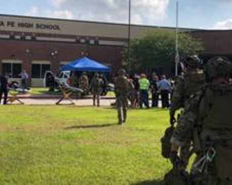 'Multiple fatalities' reported in US school shooting