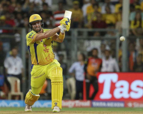 CSK becomes IPL-2018 defeating SRH by eight wickets