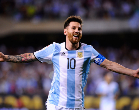 All eyes on Messi as Argentina plays against Haiti in friendly