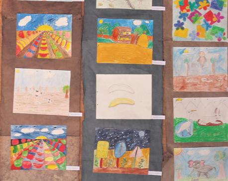 Art for community children