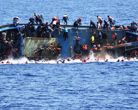 Around 46 migrants die as boat capsizes off Yemeni Coast