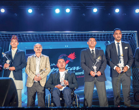 Cricket reigns supreme at 15th Pulsar Sports Award