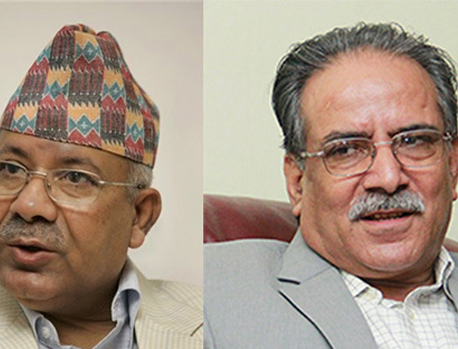 Don't be in a quandary over party unification: Nepal to Dahal