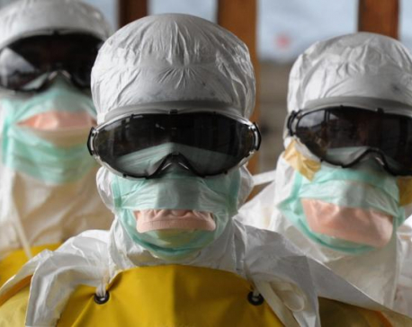 WHO says Congo faces 'very high' risk from Ebola outbreak