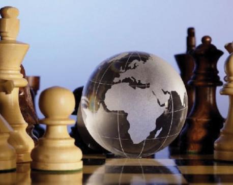 Geopolitical test