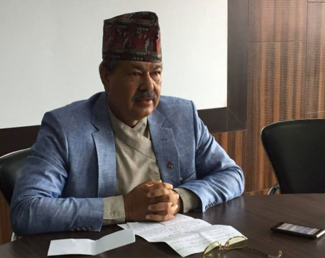Gopal Khadka steps down after failed bids at comeback