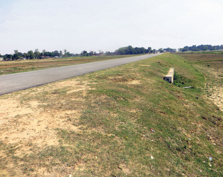 India continues constructing embankment in no man's land