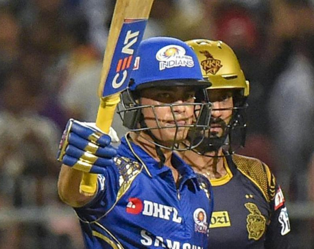 Ishan Kishan blinder sets up big win for Mumbai Indians over Kolkata Knight Riders