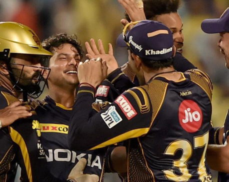 Kolkata Knight Riders dent Rajasthan Royals' playoff hopes with six-wicket win