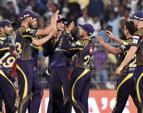 Kolkata Knight Riders eliminate Rajasthan Royals, enter Qualifier 2