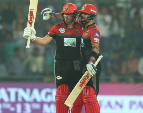 Virat Kohli, AB de Villiers steer Royal Challengers Bangalore to win vs Delhi Daredevils