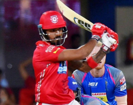 KL Rahul stoops to conquer, Kings XI Punjab down Rajasthan Royals