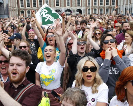 Ireland ends abortion ban as 'quiet revolution' transforms country