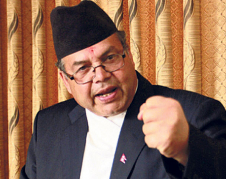 Khanal objects to party's new hierarchy