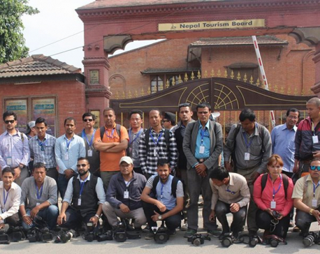 Nepali journalists barred from City Hall