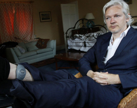 2,192 Days of Confinement: Assange's 6 Years in Ecuadorian Embassy in Numbers