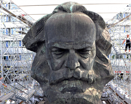 Happy Birthday, Karl Marx. You Were Right!