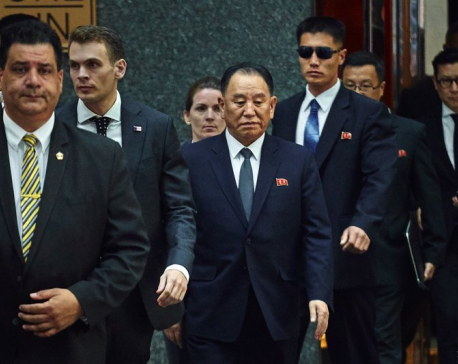 Day of US-NKorea meetings to salvage summit on tap in NYC