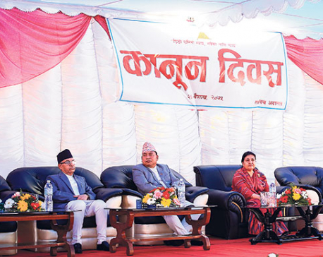 Law Day marked