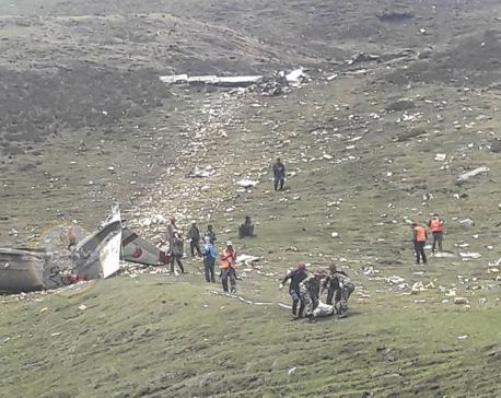 2 die in Makalu Air plane crash