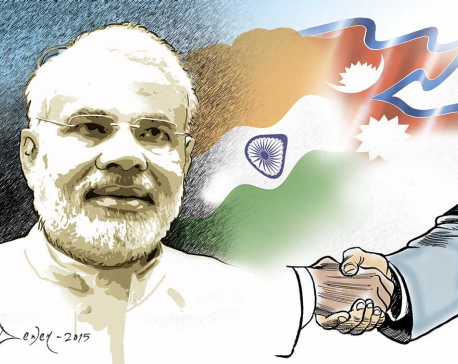 Modi visit, from people's perspective