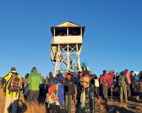Motorable road killing trekking route