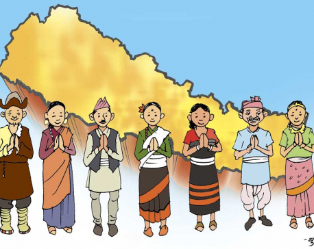 Keeping the Nepali roots