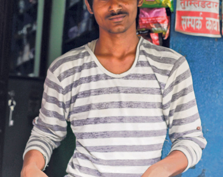 Souls of my city: The shy paan seller