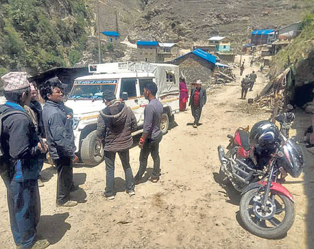 A road is changing life of Jumla residents