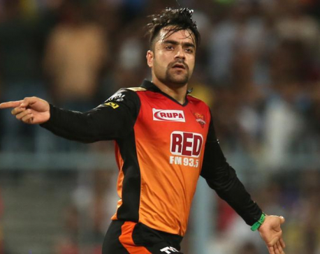 Rashid Khan world's best spinner in T20s: Sachin Tendulkar