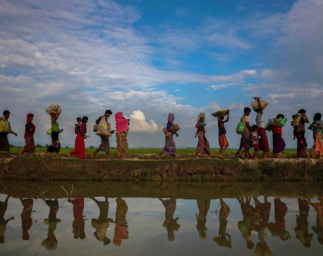 Myanmar rejects UN probe on Rohingya abuses
