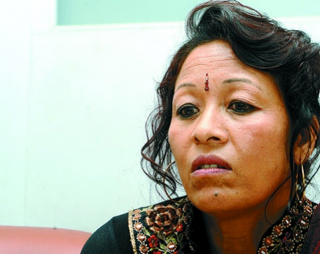 """I will take Dhungel to International Court,"" says Sabitri Shrestha"