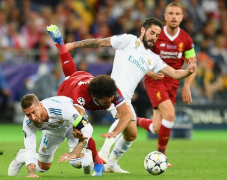 Egyptian lawyer files €1bn lawsuit against Sergio Ramos