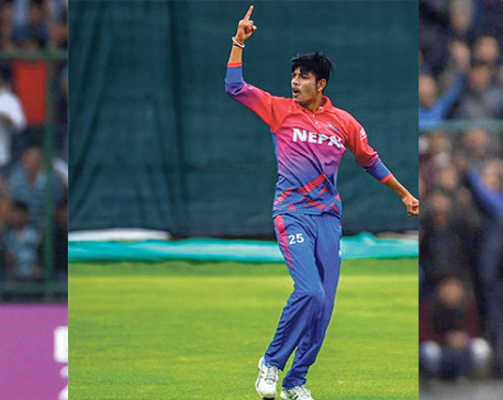 Sandeep Lamichhane's success ladder: Top five performances