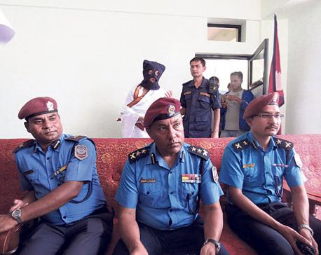 'Acharya staged own assassination bid to restore Hindu state'