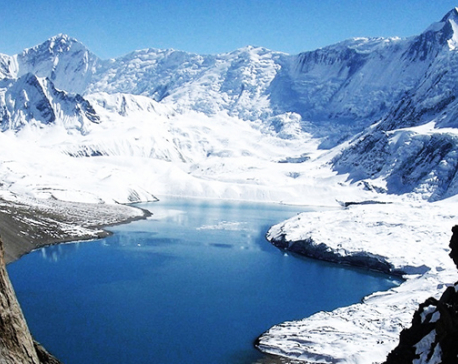 Piles of waste pose threat to Tilicho lake