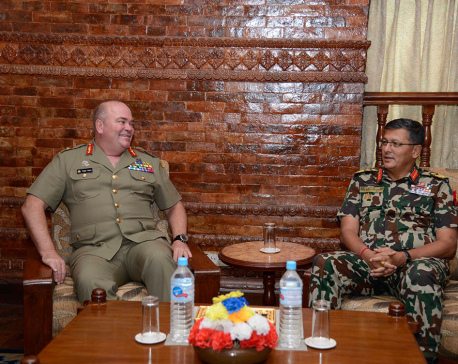 Nepal, US armies begin two-day interaction in capital