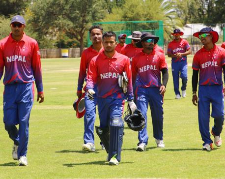 PM congratulates Nepali cricket team for its first winning in ODI