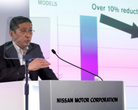 Nissan to slash 9% of workforce as first quarter profit nearly wiped out