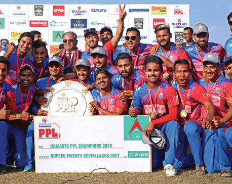 Ravi Inder puts up batting master-class to power Paltan to inaugural PPL title