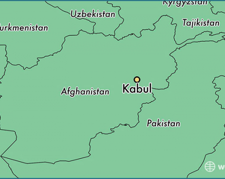More than 50 killed by suicide bomber in Afghan capital