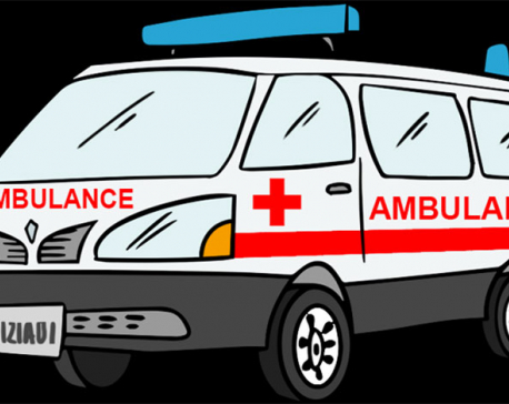 Local levels in Banke without ambulance facilities