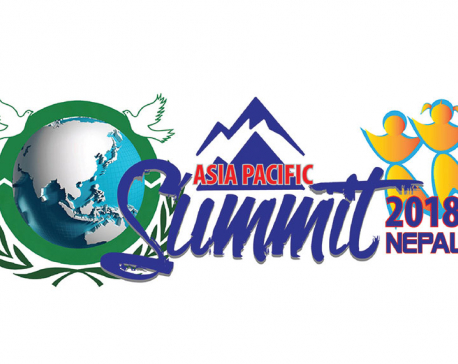 Summit will highlight Nepal's success in peace process and constitution-making: Eknath Dhakal
