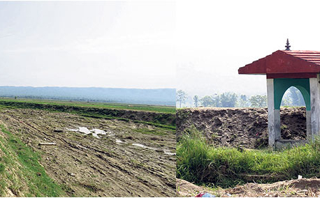 Madi Municipality to build memorial park at Badarmudhe